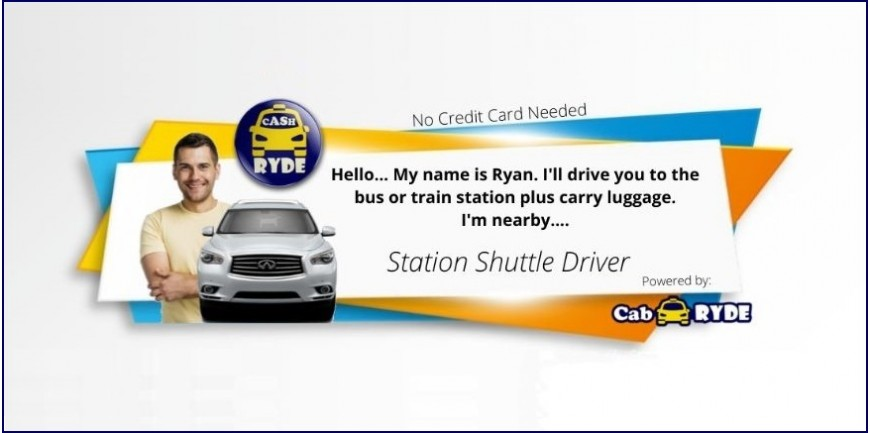 Local Bus & Train Station Shuttle Drivers