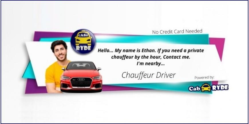 Local Private Chauffeur Drivers