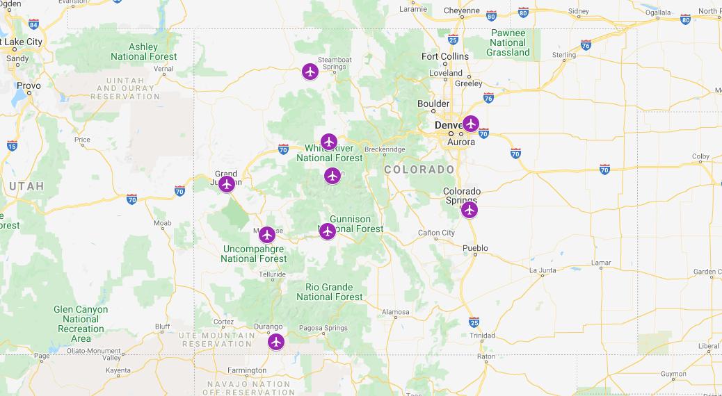 Last Mile Drivers in Colorado