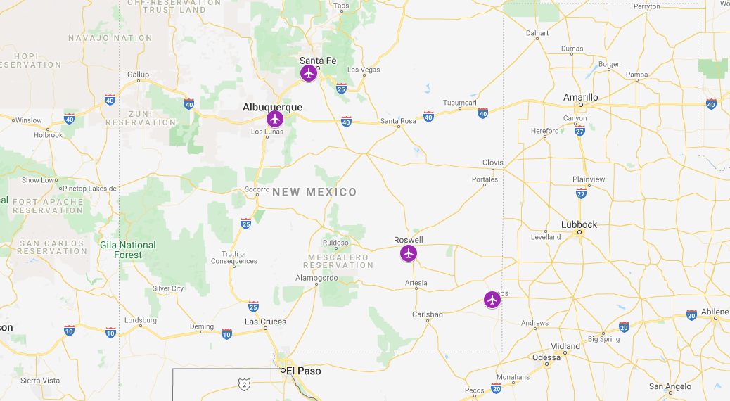 Last Mile Drivers in New Mexico